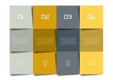 Lijst, programma, organisator, ontwerper, blocnote, tijdschema stock illustratie