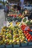 Lijst 2 van de landbouwersmarkt Royalty-vrije Stock Afbeelding