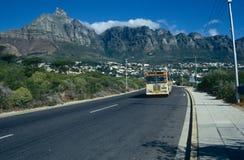 Lijstberg, Cape Town, Zuid-Afrika stock foto