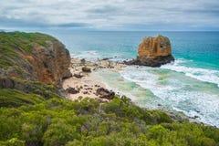 Lijstrots langs de Grote Oceaanweg Royalty-vrije Stock Foto
