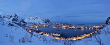 Reine, Lofoten, Norway Stock Photography
