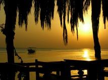Like caribian sunrise 2 Royalty Free Stock Images