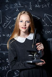 Like Chemistry And Math Royalty Free Stock Photography