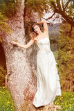 Like in fairy tales Royalty Free Stock Photography