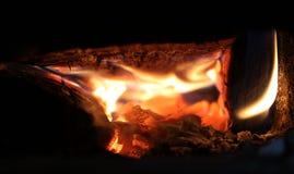 Like fire in my soul stock illustration