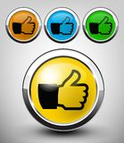 Like icon Royalty Free Stock Images