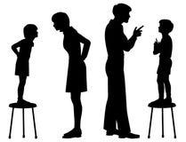 Like parent like child vector illustration