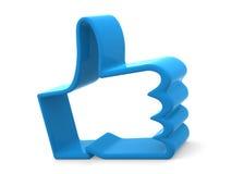 Like symbol Stock Images