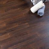 Like wood flooring. Interior detail like wood flooring royalty free stock photo