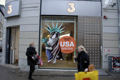 3 LIKEHME ORA IN U.S.A. Fotografia Stock Libera da Diritti