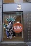 3 LIKEHME ORA IN U.S.A. Immagine Stock Libera da Diritti