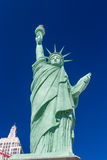 Likeness of Statue of Liberty Statue at New York-New York Casino Royalty Free Stock Images