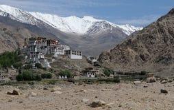 Likir monastery Stock Image