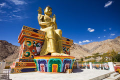 Likir Monastery Royalty Free Stock Photo