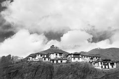 Likir Monastery Ladakh ,India Stock Photography