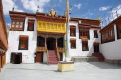 The Likir monastery in Ladakh, India Stock Photography