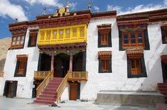 The Likir monastery in Ladakh, India Stock Photo