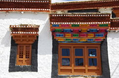 The Likir monastery in Ladakh, India Stock Images