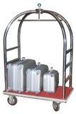 liknande resväskor tre för ho Royaltyfri Foto
