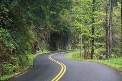 likwidacja drogowy Zdjęcie Royalty Free
