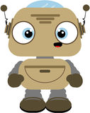lil机器人 免版税库存照片