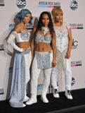 Lil Mama with TLC Royalty Free Stock Images