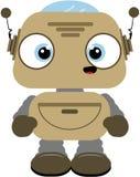 Lil robot Royalty Free Stock Photo