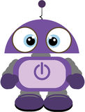 Lil robot Stock Photo