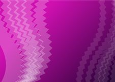 Lila Background. With transparent shapes Stock Images