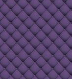 Lila upholstery Royaltyfri Foto