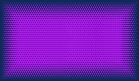 Lilac Abstract futuristisch halftone patroon Grappige achtergrond  Royalty-vrije Stock Fotografie