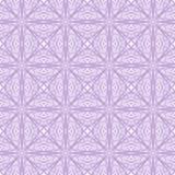 Lilac abstract patroon Naadloze vector Stock Fotografie