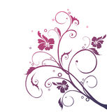 Lilac abstrato Foto de Stock Royalty Free