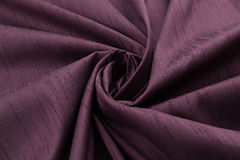 Lilac background luxury cloth or wavy folds of grunge silk texture satin velvet. Abstract background luxury cloth or liquid wave or wavy folds of grunge silk Royalty Free Stock Photo