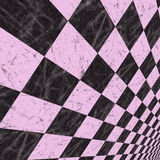Lilac checkered background Royalty Free Stock Photos