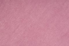 Lilac corduroy cloth Stock Images