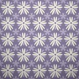 Lilac different vector seamless patterns (square Royalty Free Stock Photos