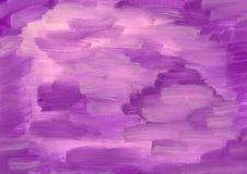 Lilac do fundo ilustração do vetor