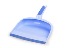 Lilac dustpan Stock Images