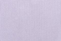 Lilac fabric knitted fabric. Seamless texture.  Stock Photos