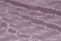 Lilac fabric Stock Photo