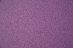 Lilac felt texture. For background Royalty Free Stock Images