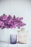 Lilac flowers Royalty Free Stock Image