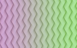 Lilac and green angled lines geometric abstract wallpaper background illustration. Computer generated abstract fractal background illustration featuring smooth royalty free illustration