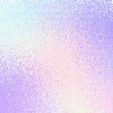 Lilac roze blauwe flikkeringsillustratie Licht berijpte glasachtergrond Samenvatting vage textuur royalty-vrije stock afbeelding