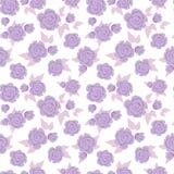 Lilac rozen Royalty-vrije Stock Foto