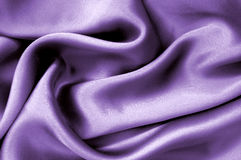 Lilac satin background Royalty Free Stock Images
