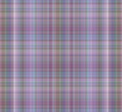 Lilac seamless gingham pattern. Royalty Free Stock Image