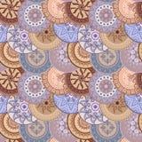 Lilac seamless texture Stock Photos