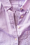 Lilac shirt Royalty Free Stock Photo